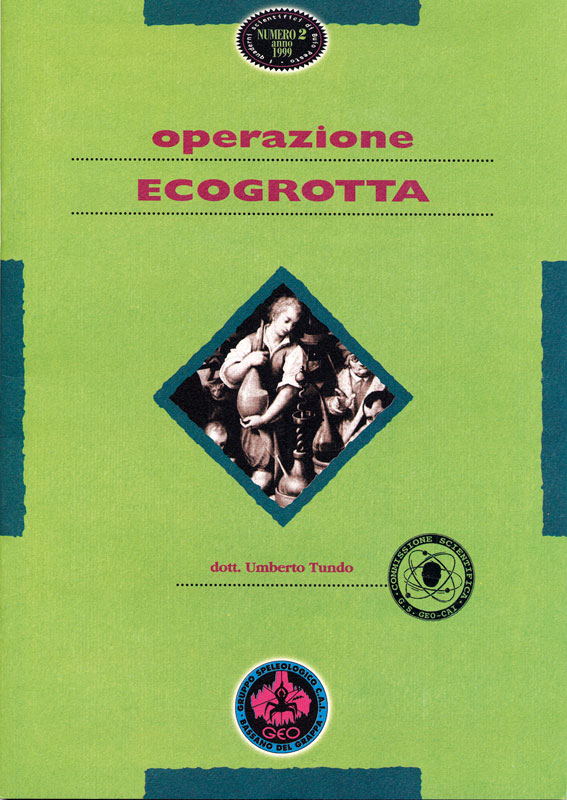 Copertina del libro Quaderno Scientifico Numero 2